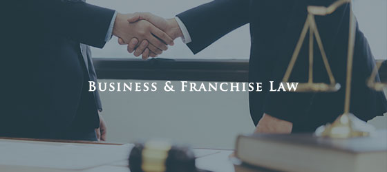 Business and franchise legal services in Toronto, Mississauga, Brampton, and Vaughan